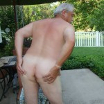 Sexy daddys hot ass