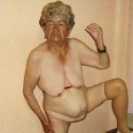 Oldest latina granny
