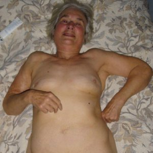 Busty and BBW granny