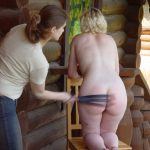 Russian Amateur Spanking