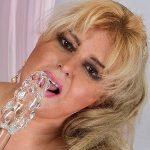 Dalana Loves Dildos