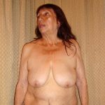 Latina chubby granny