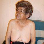 Chubby Latina Granny