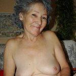 Amateur horny granny