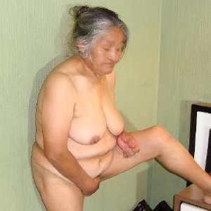 Amateur latin granny
