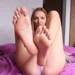 Mela Footjob Casting