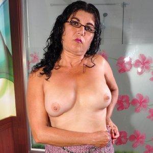 Lusty matures latina