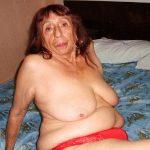 Fatty latina grandma
