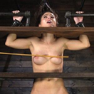 Serena Blair is tied