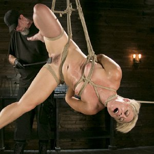 Helena Locke is tied