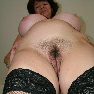 Huge boobs mature