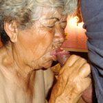 Horny Latina Grandma