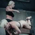Helena Locke is tied