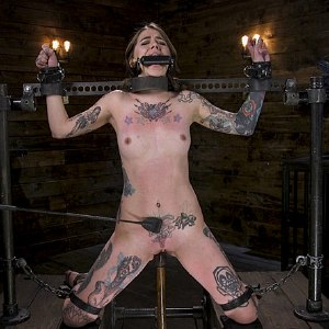 Krysta Kaos is bound