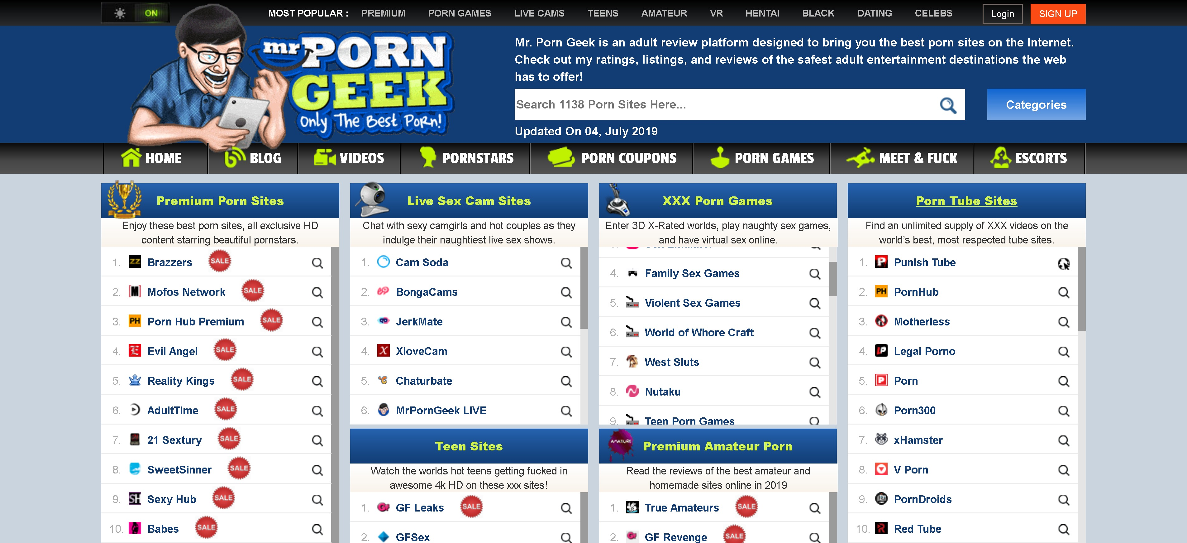 Porn Geeks Reviews