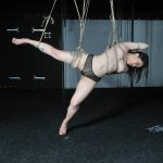 Asian teen Devils shibari bondage