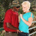 Outdoor Interracial Sex
