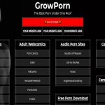 GrowPorn – The Best Porn Under One Roof