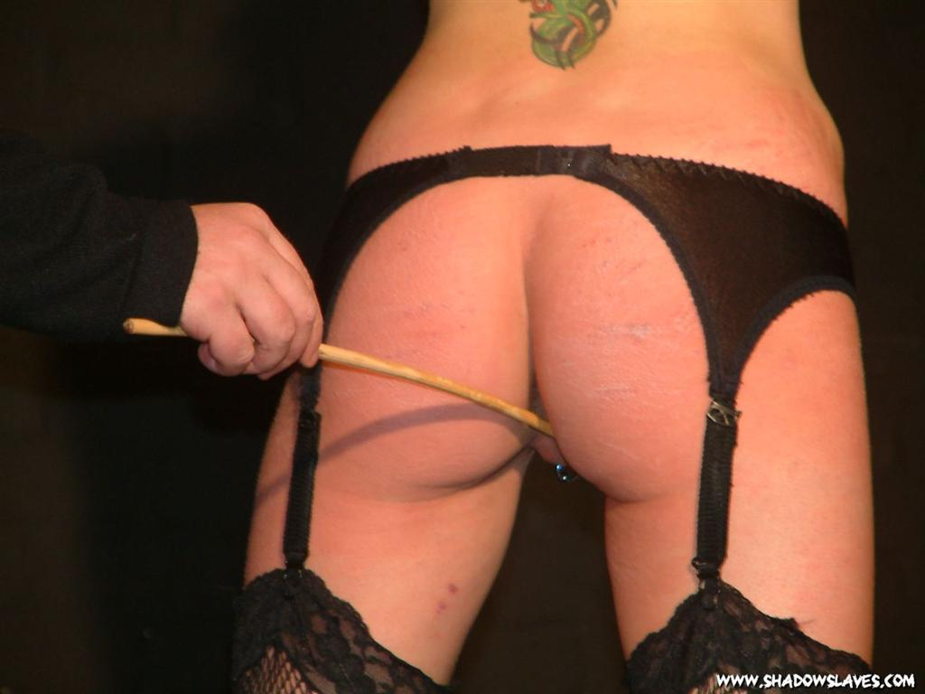 Wynter Tied and Whipped