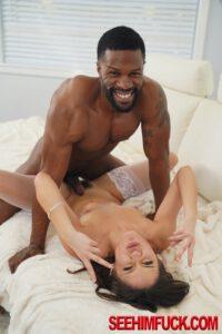 Latina Catalina Ossa BBC Sex with Black Jamie Knoxx